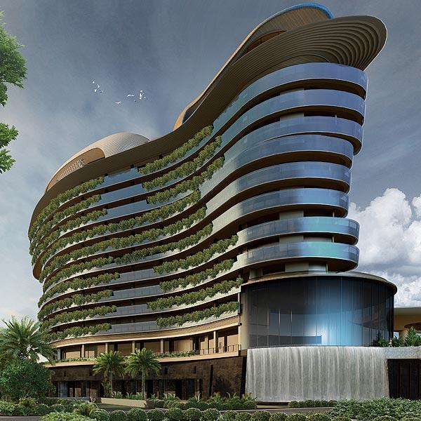 Hainan Boao 5 Star Hotel