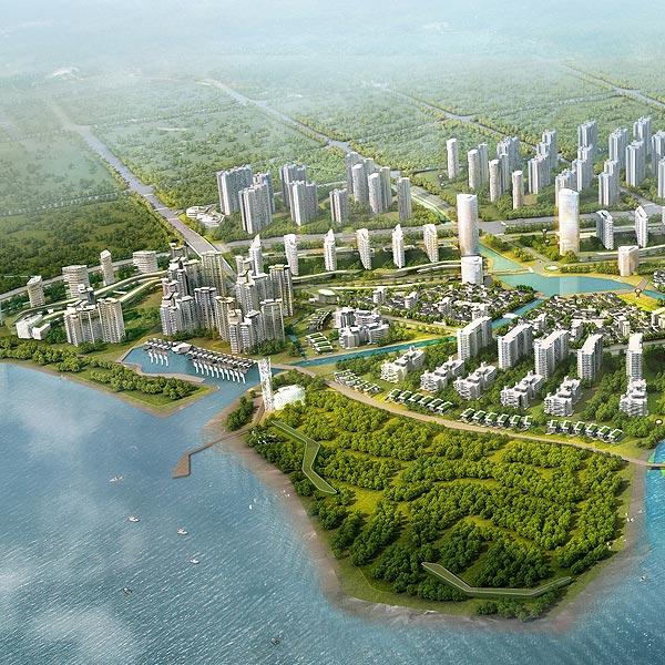Ocean Ecocity