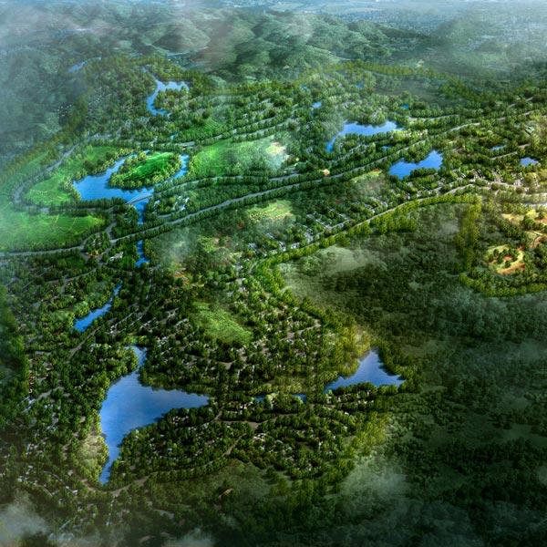 Zhengxing Houfang Ecofarm Village