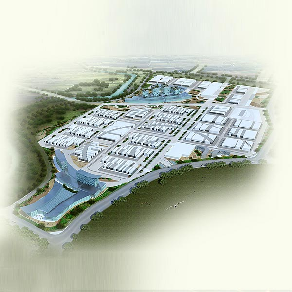 Jilin Food Logistics Park