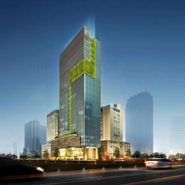 Raffles Hospital Extension
