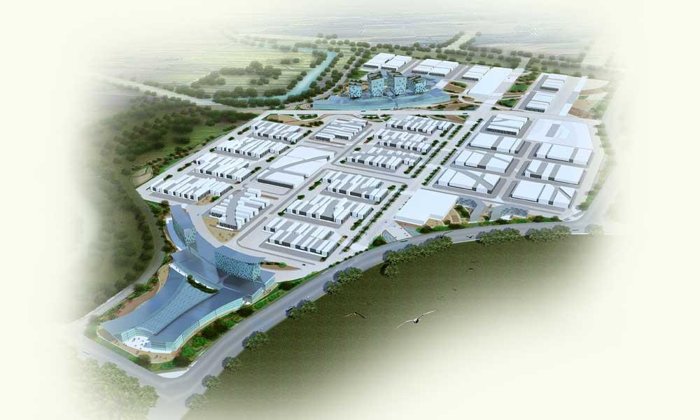 Jilin Food Logistics Park