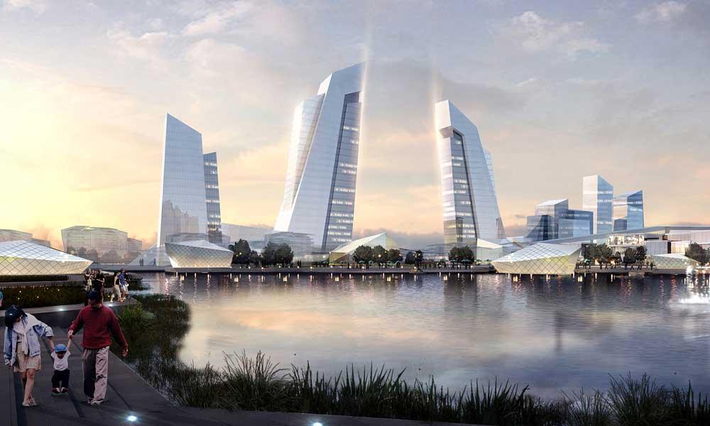 Jin Xian Integrated Medical Park