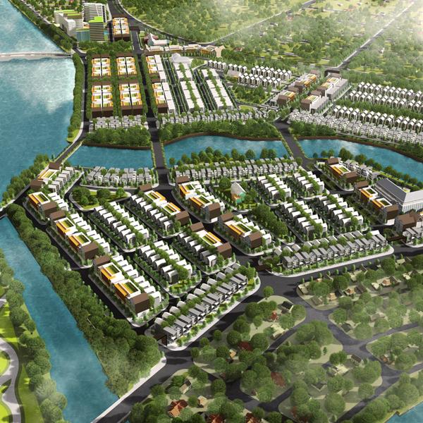 Kosy Lao Cai Urban Township