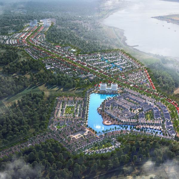 Phu Dong New Urban Township