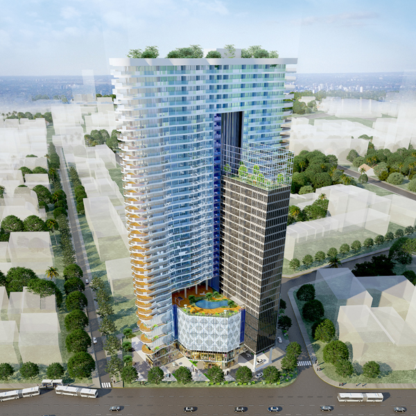 Vietdutch Thang Long Mixed Development
